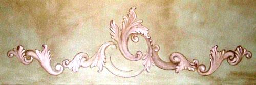 Cadiz scroll close up