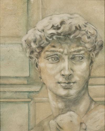David fresco