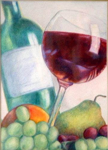 Grapejuice prismacolor
