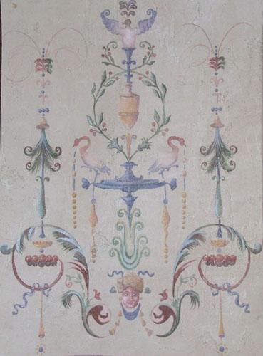 Grotessca fresco