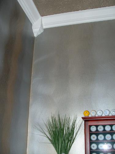 Powder Room Metallics